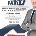 Job Fair 17 & Seminar Karir – UDINUS