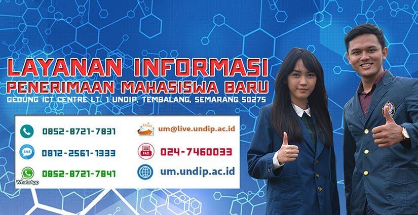 Tahun Ini, Universitas Diponegoro Siapkan 7.685 Kursi Mahasiswa Baru!