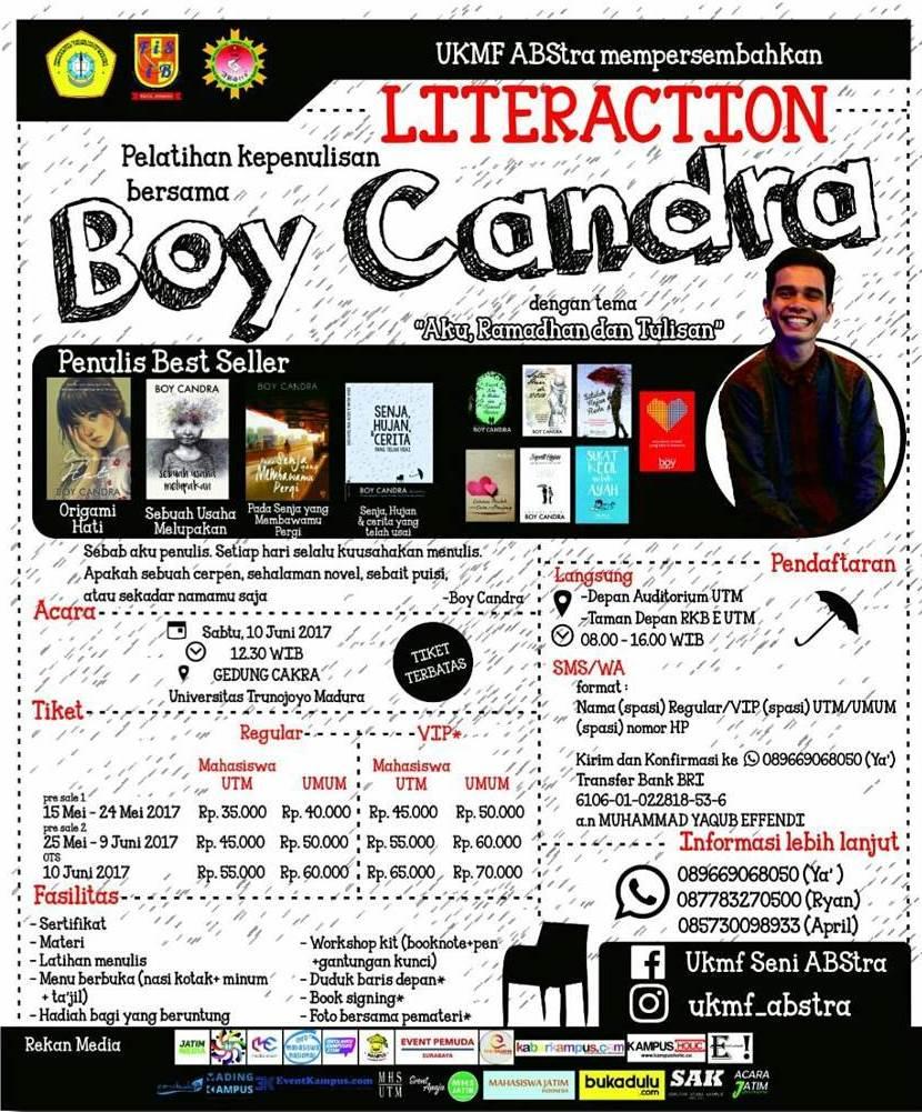 pelatihan-kepenulisan-literaction-bersama-boy-candra