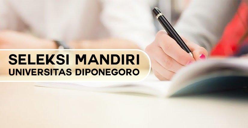 Pendaftaran UM Universitas Diponegoro Dibuka Hingga 24 Juni!