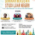 Seminar Beasiswa Studi Luar Negeri 2017