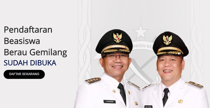 Kuota Calon Penerima Beasiswa Berau Gemilang Sebanyak 920 Mahasiwa!