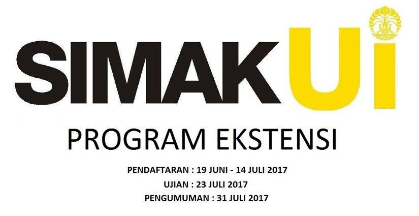 Pendaftaran SIMAK S1 Ekstensi & Paralel Lulusan D3 Universitas Indonesia Dibuka!