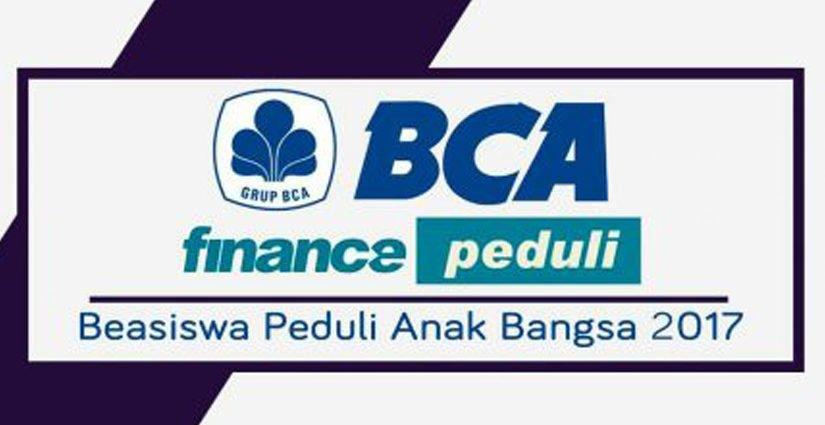 BCA Finance Sediakan Beasiswa Peduli Anak Bangsa Bagi 100 Mahasiswa