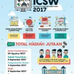 Informatics Computer Sciences Week (ICSW) 2017