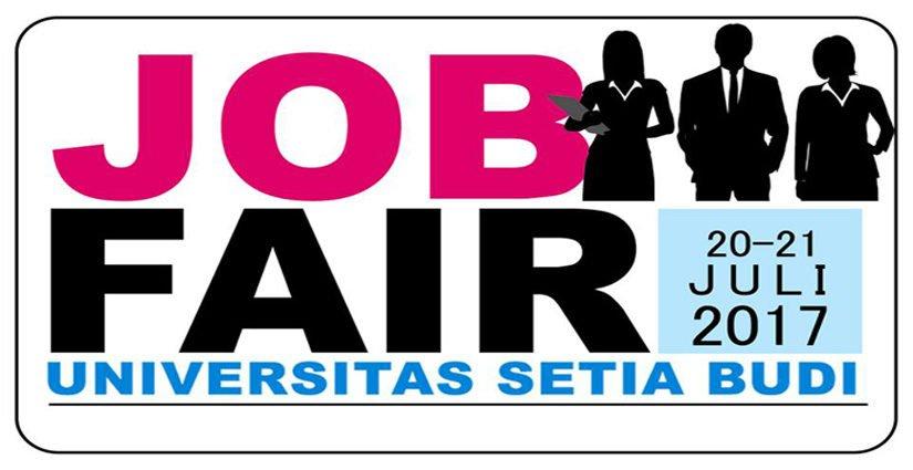 Yuk Datang Ke Job Fair Universitas Setia Budi (USB) Hari Ini!