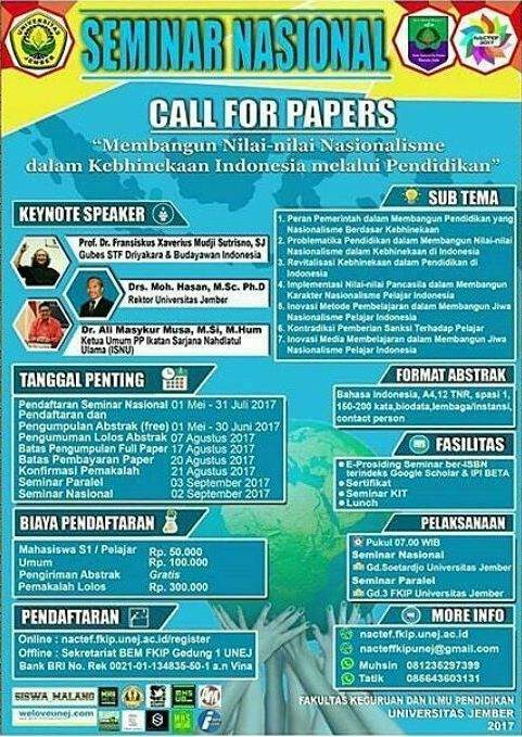 seminar-nasional-call-for-paper-bem-fkip-universitas-jember