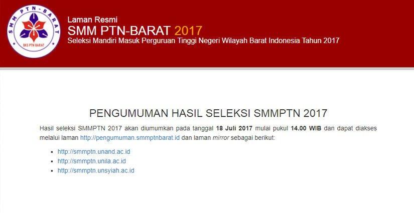 Hasil SMMPTN Diumumkan, Unsyiah Terima 1.627 Maba