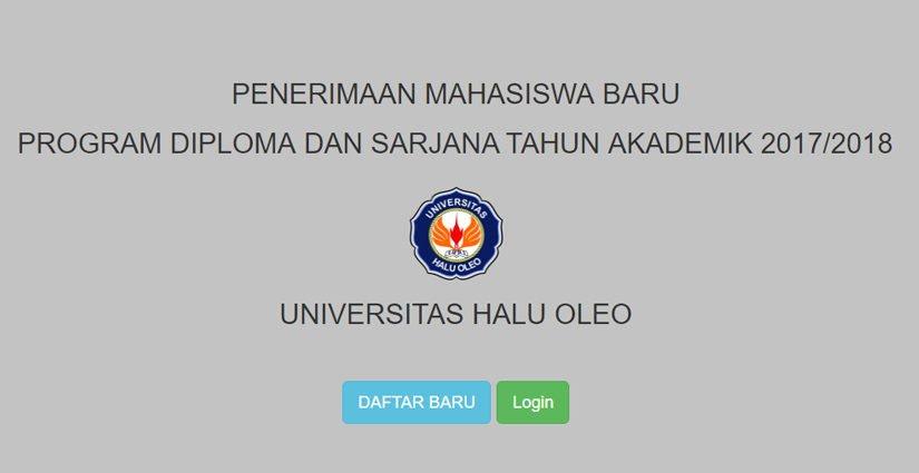 Penting, Jadwal Pelaksanaan Ujian SMMPTN Universitas Halu Oleo Berubah!
