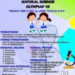 Natural Science Olympiad 2017 FMIPA UNNES