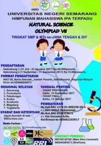 natural-science-olympiad-2017-fmipa-unnes