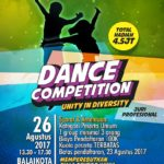 Dance Competition Unity in Diversity