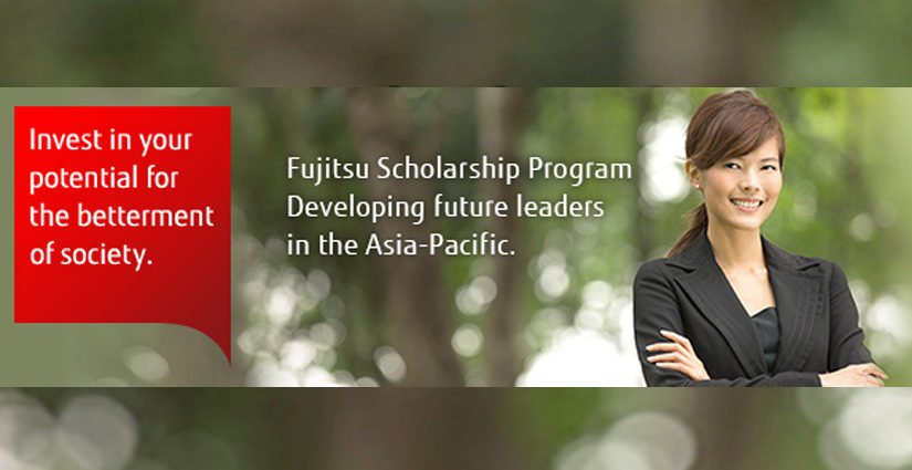Beasiswa Fujitsu – Global Leaders for Innovation and Knowledge Dibuka!