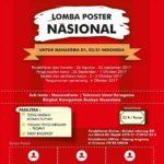 Lomba Poster Mahasiswa Tingkat Nasional – UNESA