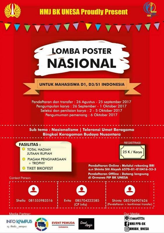 lomba-poster-mahasiswa-tingkat-nasional-unesa