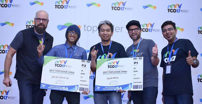 Mahasiswa Universitas Amikom Masuk Final Topcoder Open Di New York