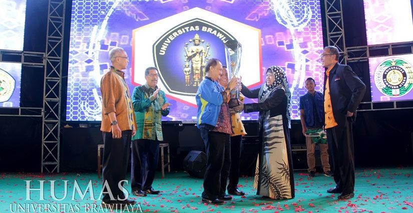 Lagi-lagi, Universitas Brawijaya Raih Juara Umum PIMNAS