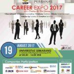 USM Career Expo (UCE) Semarang 2017