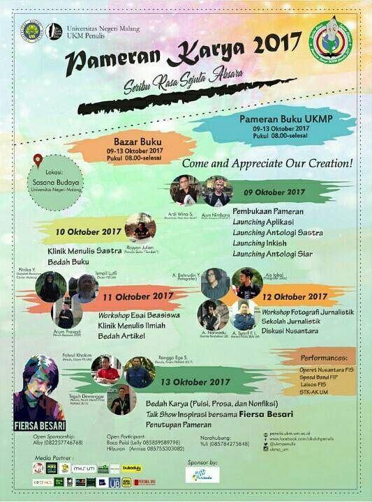 pameran-karya-2017-universitas-negeri-malang