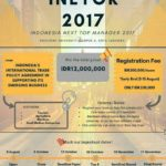INETOR (INDONESIA NEXT TOP MANAGER) 2017