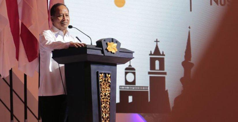 Jaga Keutuhan NKRI, Ribuan Petinggi Perguruan Tinggi Se-Indonesia Adakan Pertemuan Di Bali