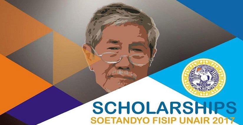 Beasiswa Soetandyo FISIP UNAIR 2017 Dibuka!
