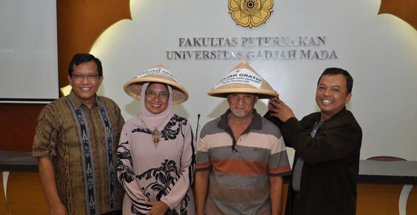 Yuk Ikut Kuliah Gratis Bagi Petani Di Fapet UGM!