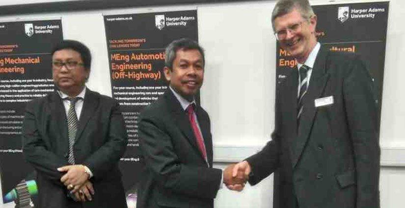 UM Magelang Jalin Kerjasama Dengan Beberapa Perguruan Tinggi Eropa