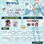 Japan's Culture Festival ORENJI 2017 – Universitas Diponegoro