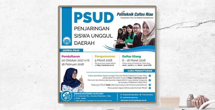 Politeknik Caltex Riau (PCR) Buka PMB 2018, Ini Jadwal Pendaftarannya!