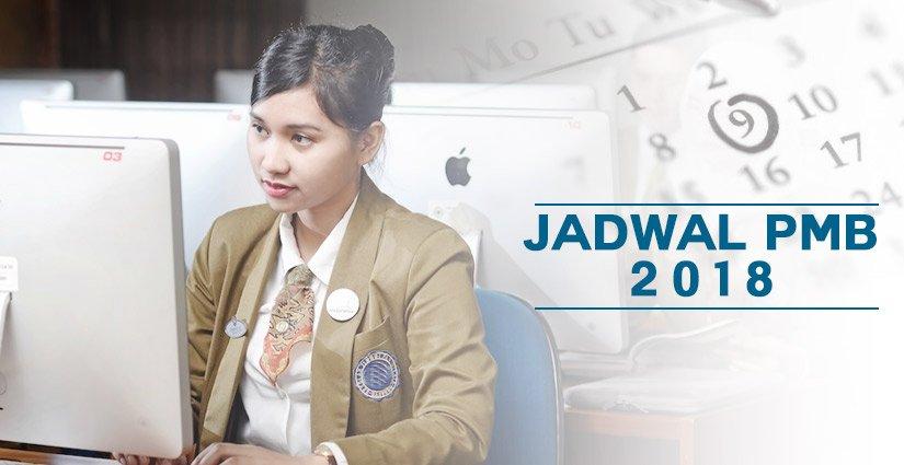 Jadwal Lengkap PMB 2018 Di Beberapa PTS!