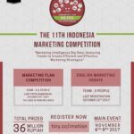 The 11th Indonesia Marketing Competition (Imotion)