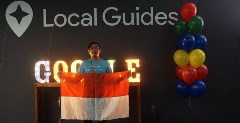 Mahasiswa Unair Ikuti Local Guides Summit 2017 Di California