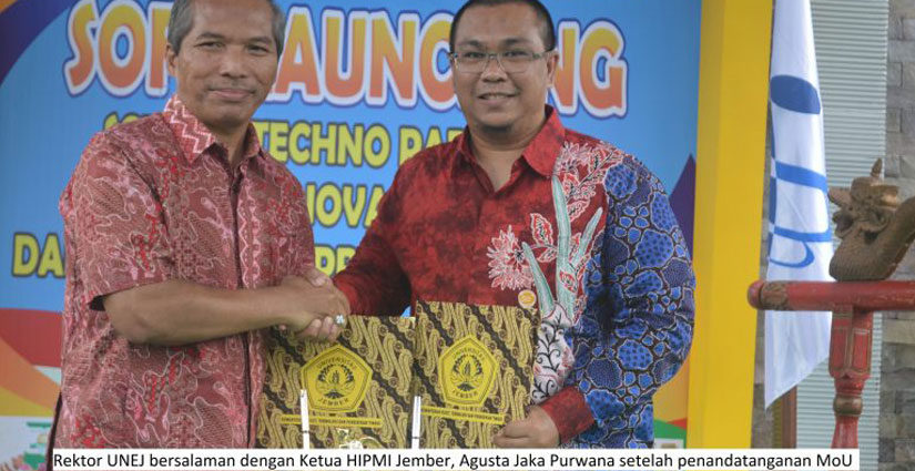 Universitas Jember Resmikan Fasilitas Science Techno Park