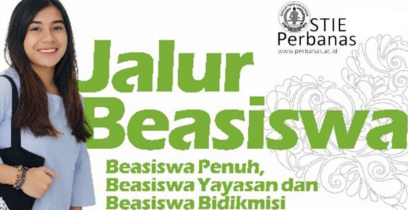 PMB 2018/2019 Jalur Beasiswa Penuh STIE Perbanas Surabaya Dibuka!
