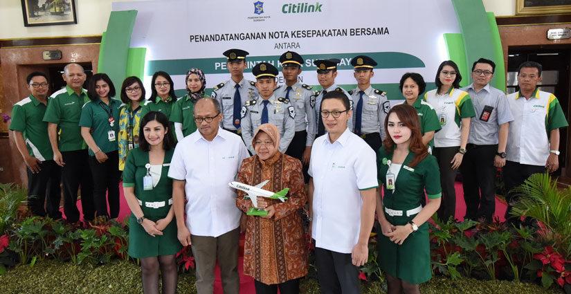 Dinsos Surabaya Cari 24 Calon Penerima Beasiswa Citilink
