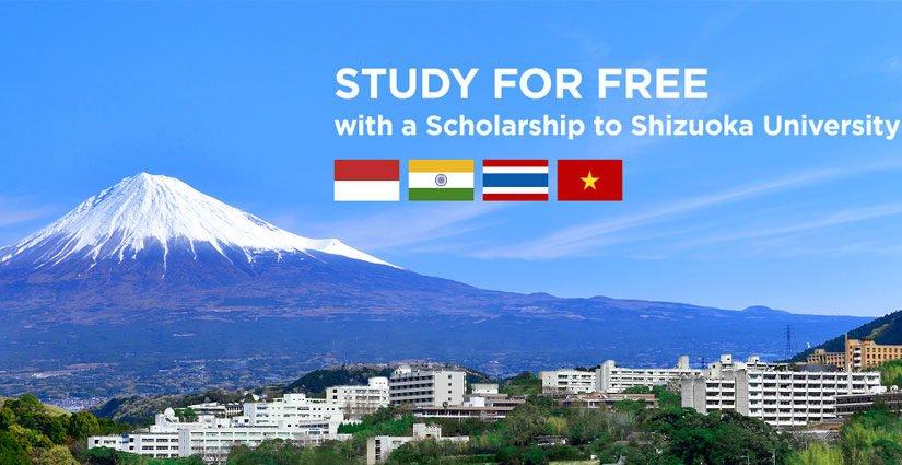 Kuliah Ke Jepang Gratis Dengan Beasiswa ABP Universitas Shizuoka