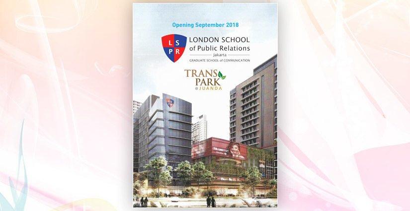 LSPR Jakarta Bangun Kampus Baru Di Kawasan Trans Park