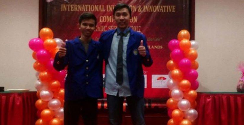 Aplikasi Volcansmart Buatan Mahasiswa UNY Raih Penghargaan Internasional