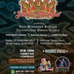 Hari Nusantara 2017 Bersama Universitas Mercu Buana Jakarta