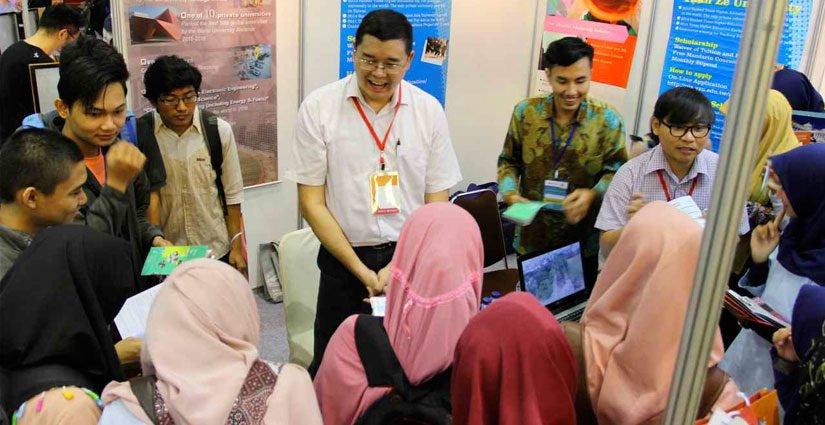 UMY Sukses Gelar Taiwan Higher Education Fair Untuk Pertama Kalinya