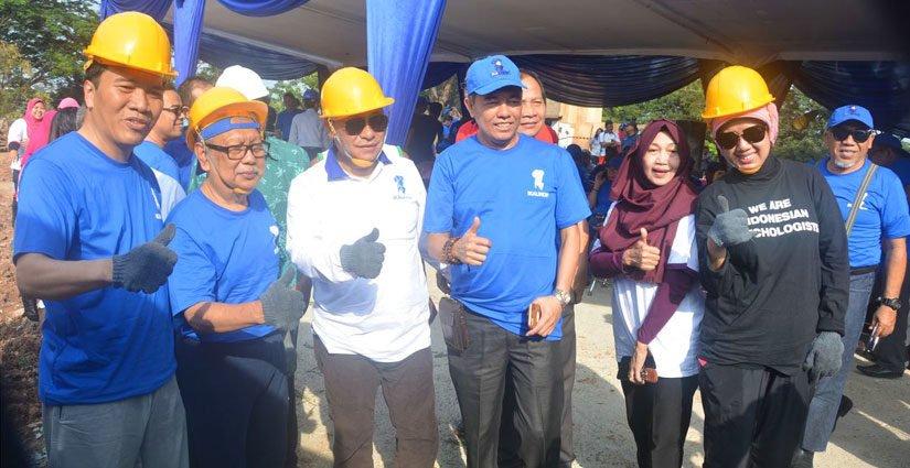Undip Bangun Gedung Baru Fakultas Psikologi Senilai Rp 120M