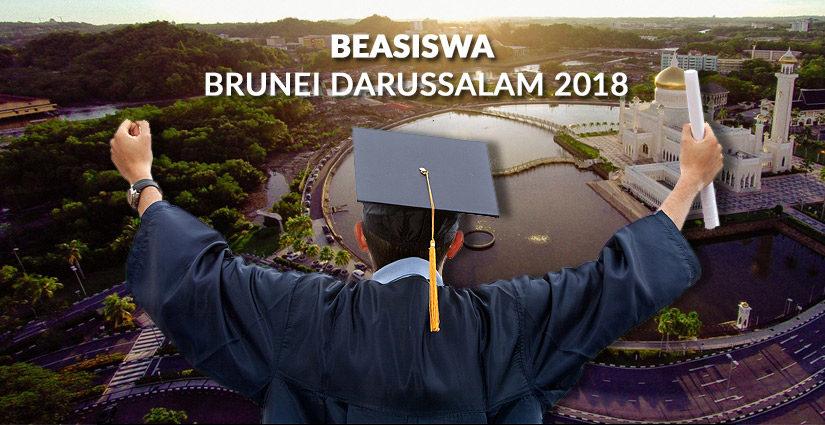 Beasiswa Brunei Darussalam 2018 Jenjang Diploma, S1 Dan S2