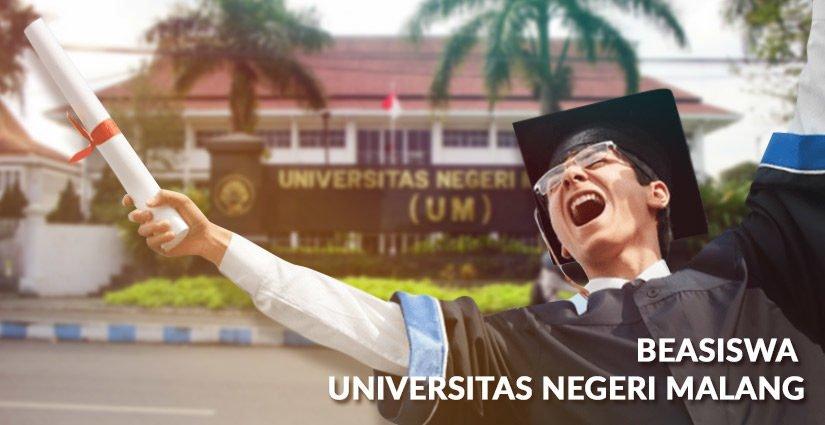 Universitas Negeri Malang Buka Pendaftaran Beasiswa Bagi Mahasiswa S1 Dan Diploma