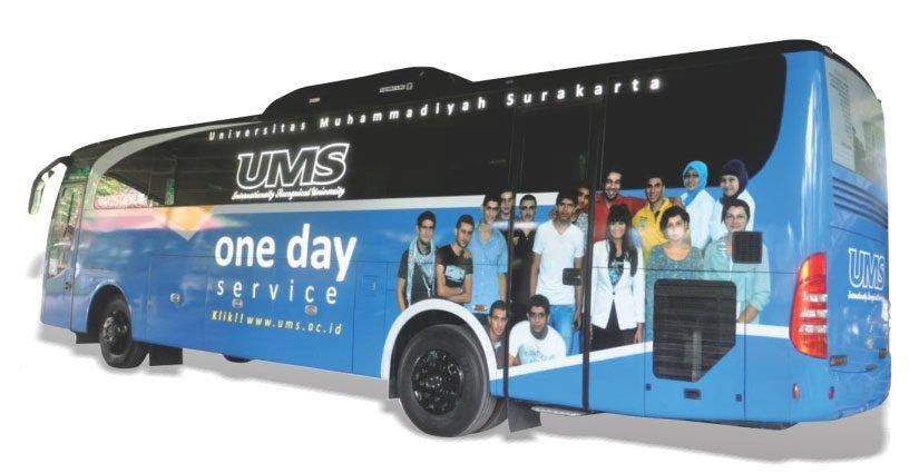 UMS Buka PMB Jalur One Day Service 2018