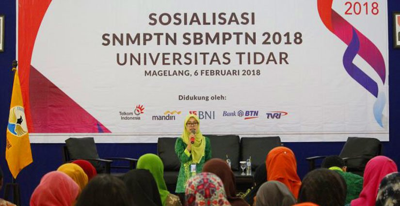 UNTIDAR Sosialisasikan SNMPTN Dan SBMPTN 2018 Kepada 148 Guru BK