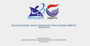 21.163 Siswa Sudah Mendaftar SNMPTN 2018
