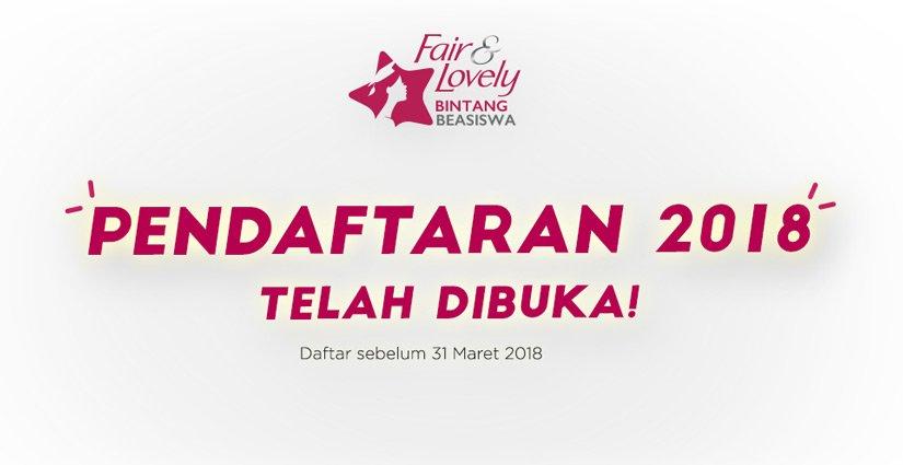program-fair-lovely-bintang-beasiswa-2018-cari-50-perempuan-berprestasi