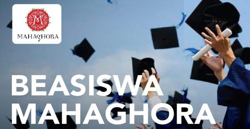 Yuk Daftar Beasiswa Mahaghora 2018!
