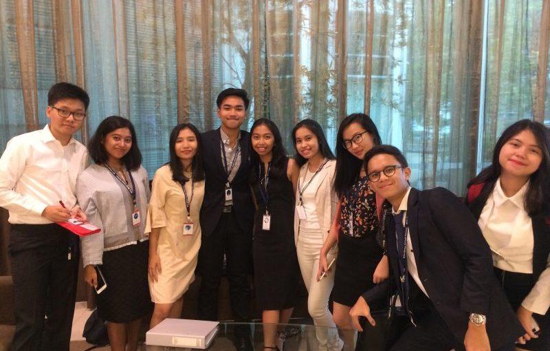 Delegasi UI Memboyong 4 Penghargaan pada Event Internasional di Singapura